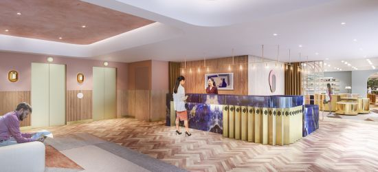 Capital Advance - Lula Lapis Hotel - Hong Kong