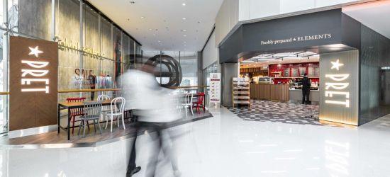 Pret A Manger Stores - Worldwide