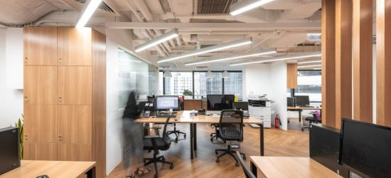 Pret A Manger Office - Hong Kong & United Kingdom